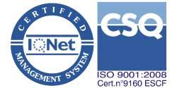 certificazione iso Euroscaffale