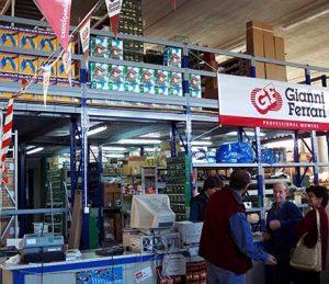 negozio magazzino ricambi agricoli euroscaffale foto 009