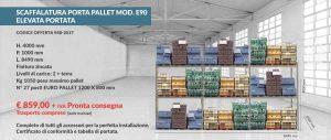 porta-pallet food prezzi offerta-948 Euroscaffale
