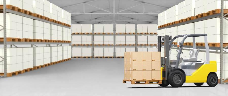 scaffalature magazzini industriali Euroscaffale