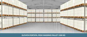 Scaffalature porta pallet settore edilizia Euroscaffale slider 01