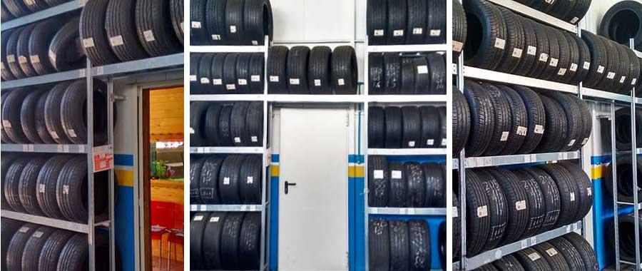 porta pneumatici Euroscaffale 002